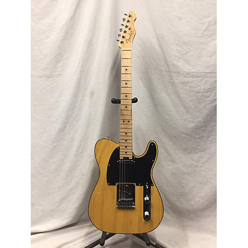 Fender 2017 American Elite Telecaster Solid Body Electric Guitar Butterscotch