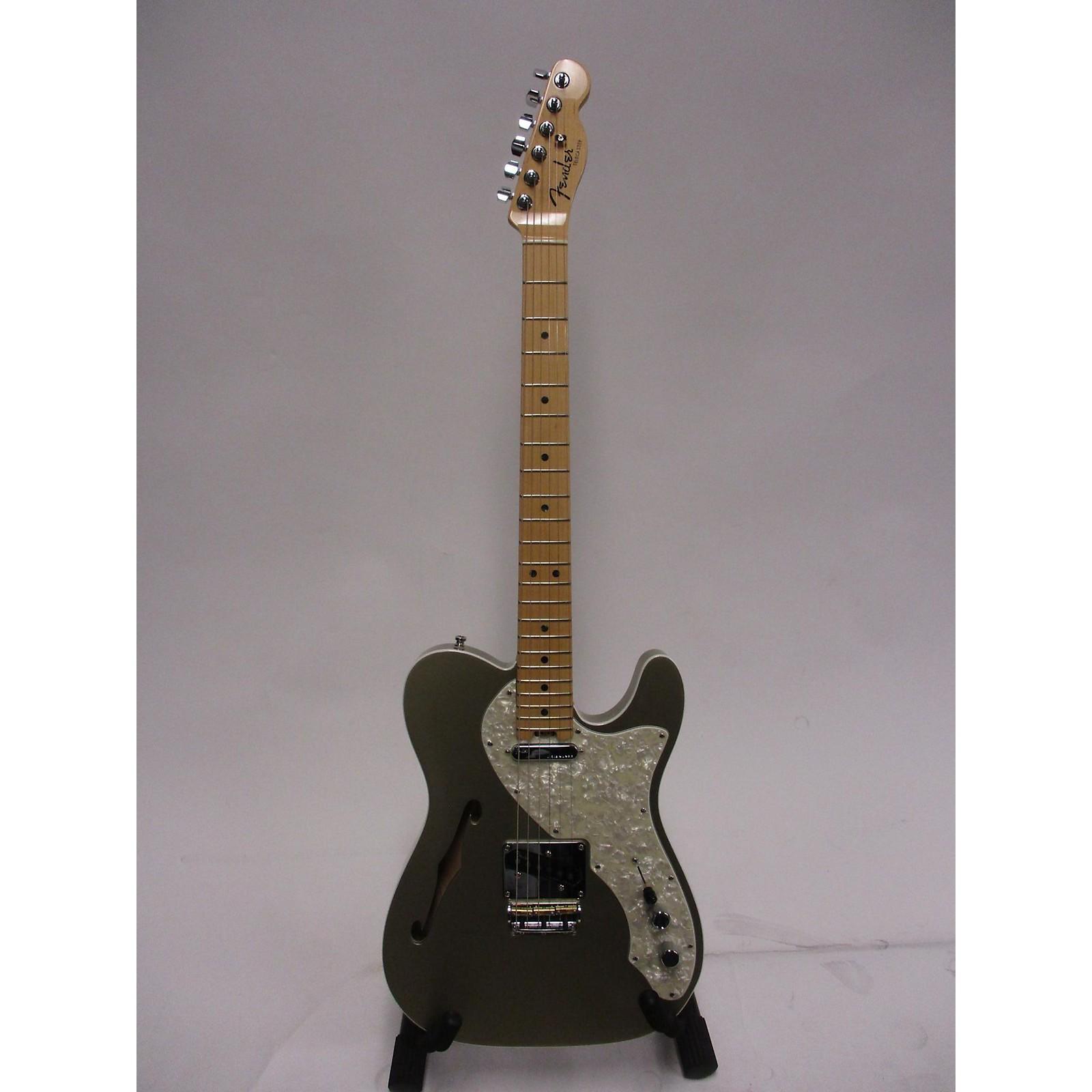 Fender 2017 American Elite Thinline Telecaster Hollow Body Electric Guitar