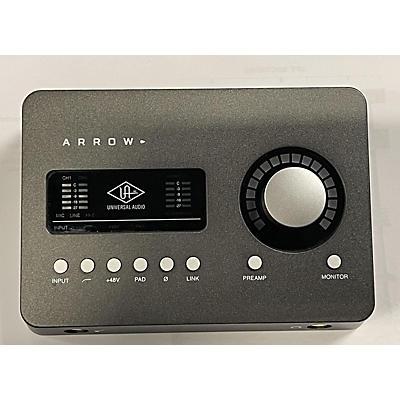 Universal Audio 2017 Apollo Arrow Audio Interface