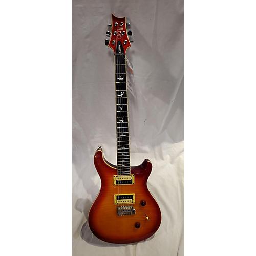 PRS 2017 CM25 SE Custom 24 Solid Body Electric Guitar Cherry Sunburst