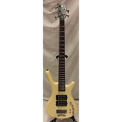 Warwick 2017 Corvette Double Buck 5 String Electric Bass Guitar