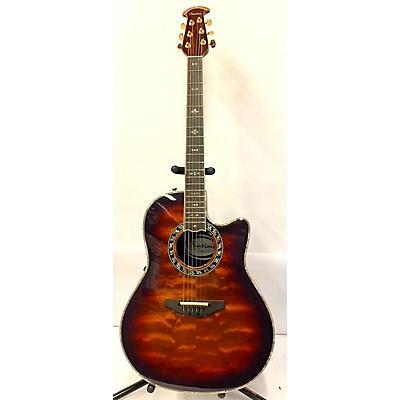 Ovation 2017 Legend Plus Exotic Wood Acoustic Guitar