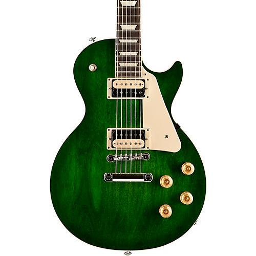 gibson 2017 les paul classic t electric guitar green ocean burst musician 39 s friend. Black Bedroom Furniture Sets. Home Design Ideas