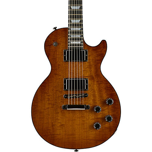 Gibson 2017 Les Paul Premium Figured Mahogany Solid Body Electric Guitar
