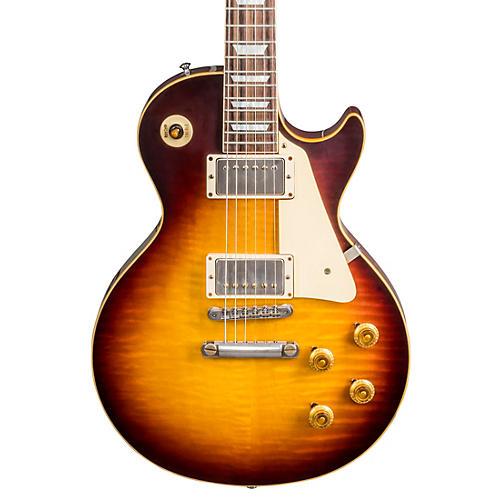 Gibson Custom 2017 Limited Run Burstdriver Les Paul Standard Lightly Figured Top Electric Guitar