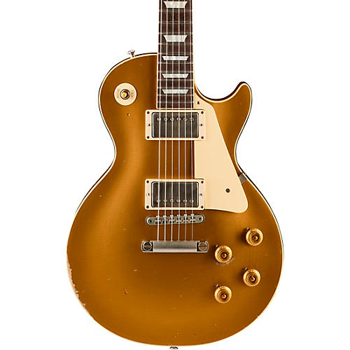 Gibson Custom 2017 Limited Run Les Paul '57 Goldtop 60th Anniversary Heavy Aged Electric Guitar