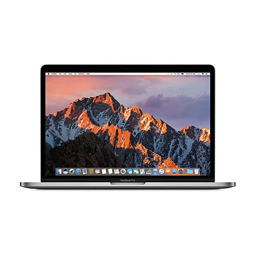 Apple 2017 MacBook Pro 13.3 in. 3.1GHz Dual-Core 8GB 512GB with Touch Bar Space Gray (MPXW2LL/A)