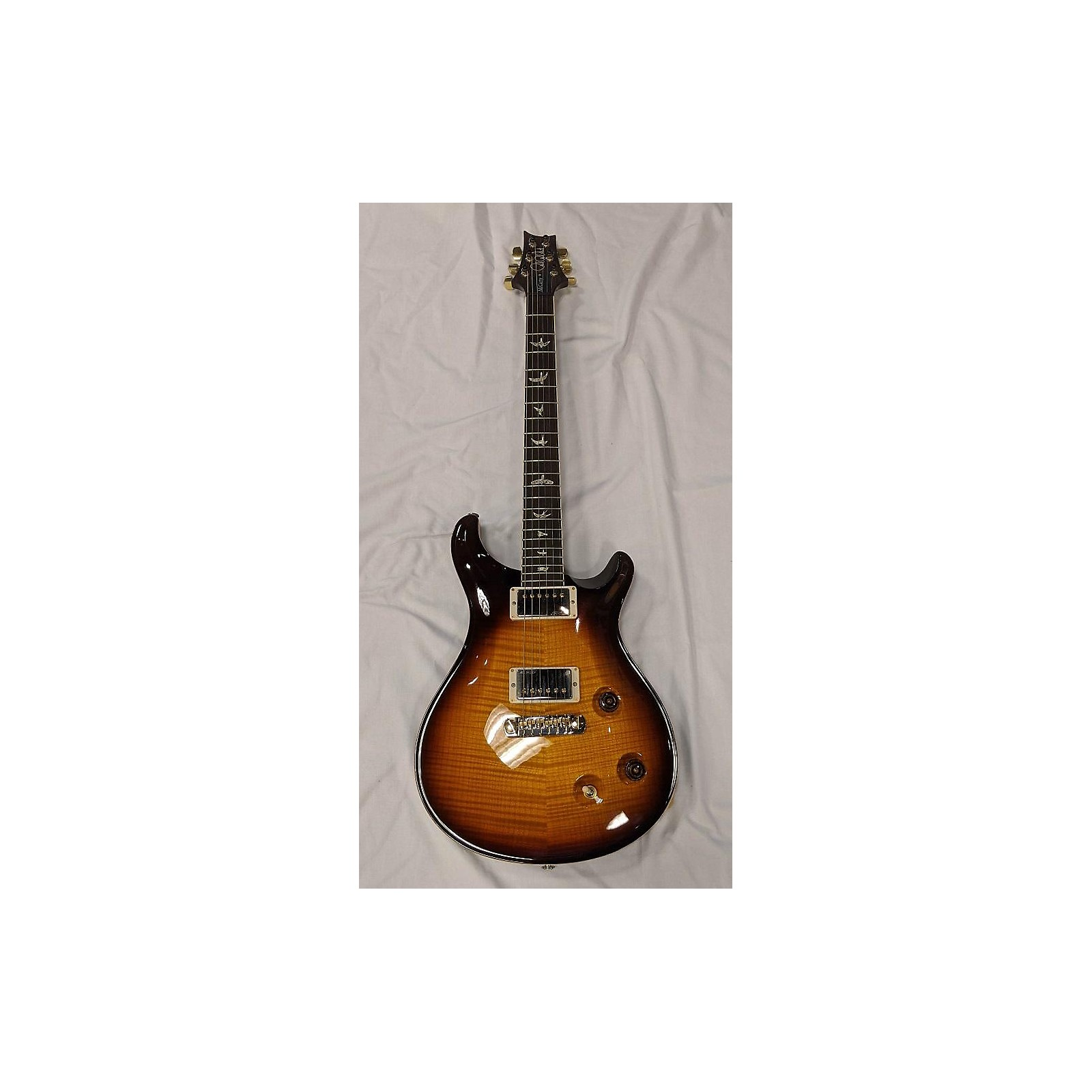 PRS 2017 McCarty 10 Top Solid Body Electric Guitar