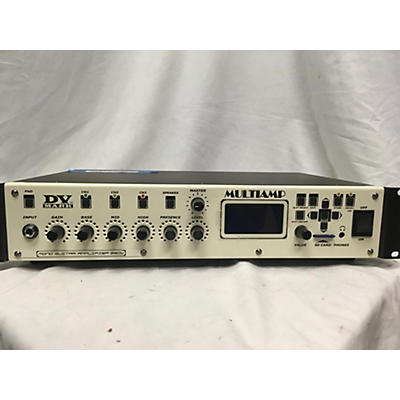 DV Mark 2017 Multiamp Mono Solid State Guitar Amp Head