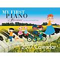 Faber Piano Adventures 2017 My First Piano Adventure Calendar Faber Piano Adventures® Series Softcover thumbnail