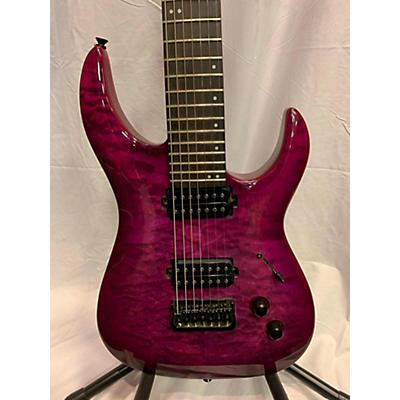 Legator 2017 Ninja Performance 7 Solid Body Electric Guitar