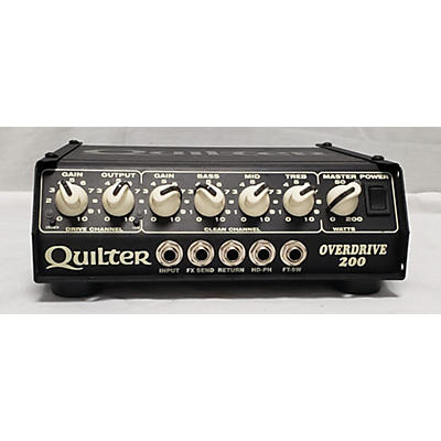Quilter Labs 2017 OVERDRIVE 200 Solid State Guitar Amp Head