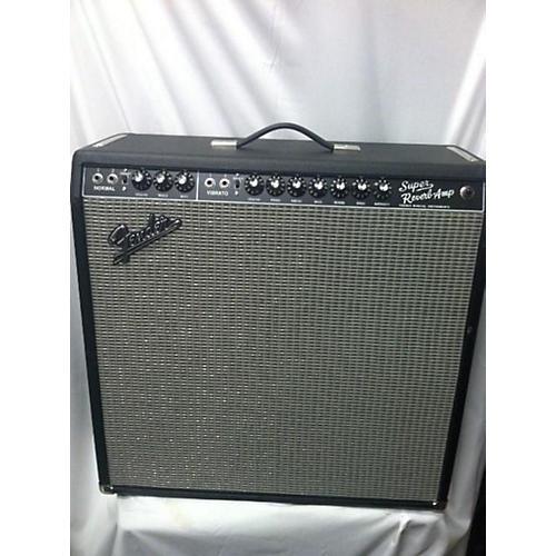 Fender 2017 Vintage Reissue 1965 Super Reverb 4x10 Tube Guitar Combo Amp