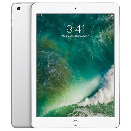 Apple 2017 iPad 128GB Wi-Fi Only - Silver (MP2J2LL/A)