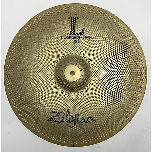 Zildjian 2018 16in L80 Low Volume Crash Cymbal 36
