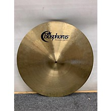 Bosphorus Cymbals 2018 22in H22R Hammer Ride Cymbal