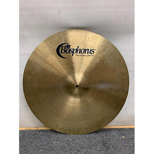 2018 22in H22R Hammer Ride Cymbal