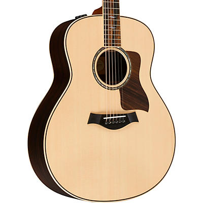 Taylor 2018 818e Grand Orchestra Acoustic-Electric Guitar