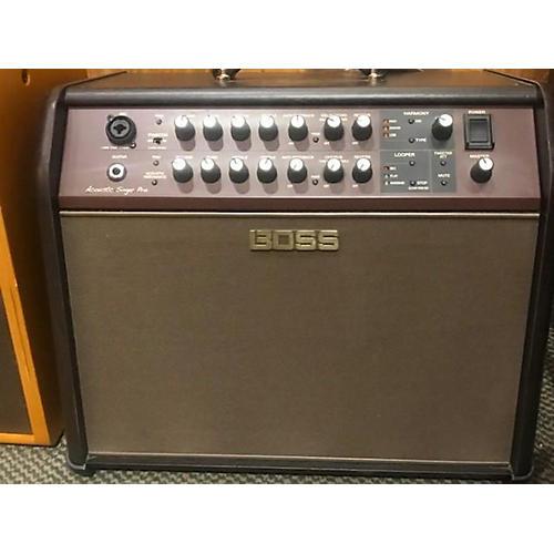 Boss 2018 ACS Acoustic Guitar Combo Amp