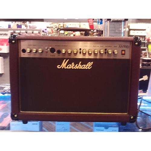2018 AS50D 50W 2X8 Acoustic Guitar Combo Amp