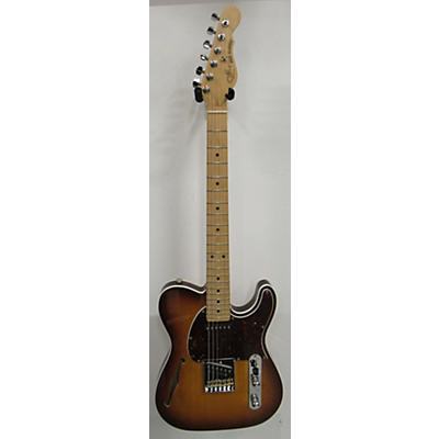 G&L 2018 ASAT CLASSIC SEMI HOLLOW Hollow Body Electric Guitar