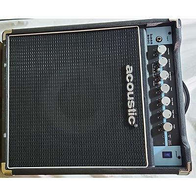 Acoustic 2018 B50C 1X10 50W Bass Combo Amp