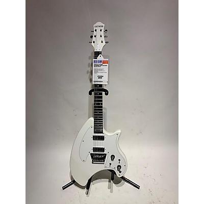 Eastwood 2018 Breadwinner Solid Body Electric Guitar