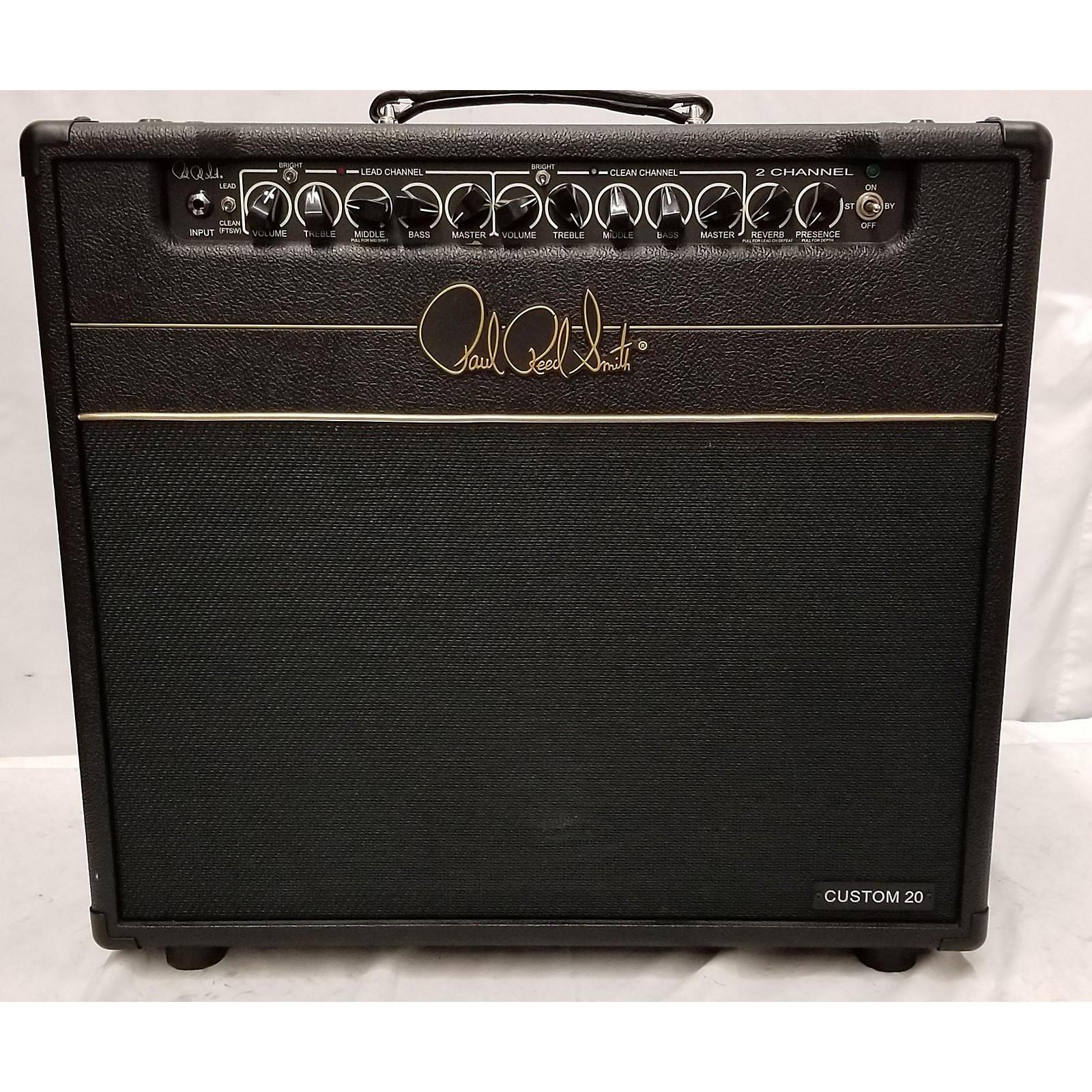 PRS 2018 Custom 20 Tube Guitar Combo Amp