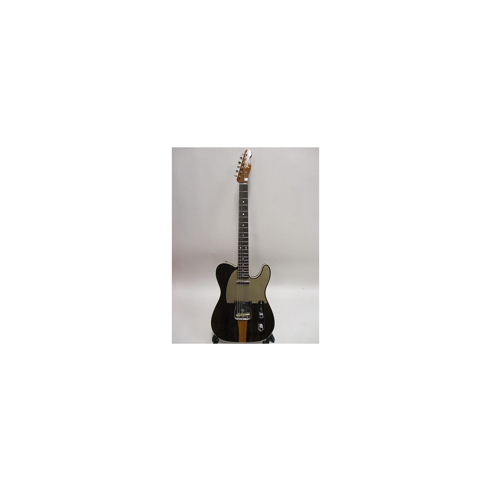 Fender 2018 Custom Shop Artisan Ziricote Telecaster Solid Body Electric Guitar