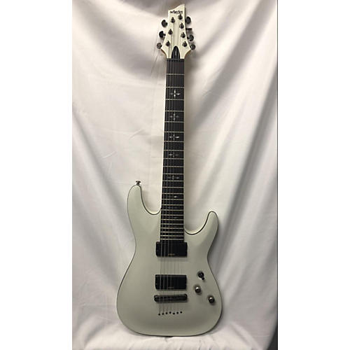 2018 Demon 7 String Solid Body Electric Guitar