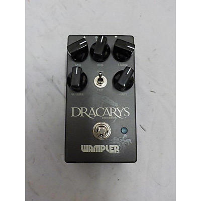 Wampler 2018 Dracarys High Gain Distortion Effect Pedal