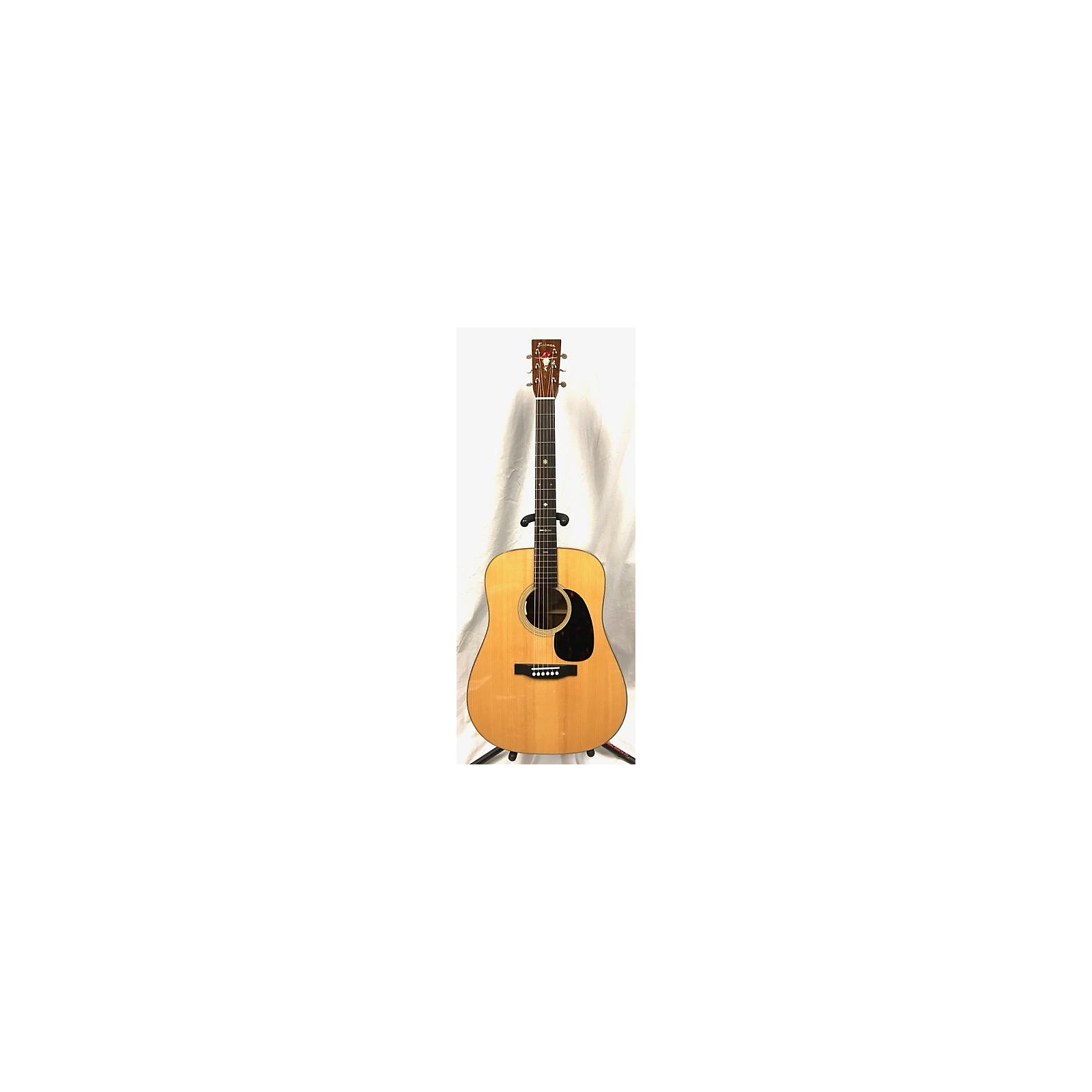 Eastman 2018 E10D Custom Edition Acoustic Electric Guitar