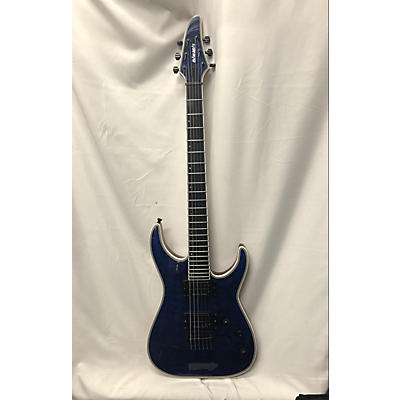 ESP 2018 Edwards ESP LTD E HR 145 NT QM Hollow Body Electric Guitar