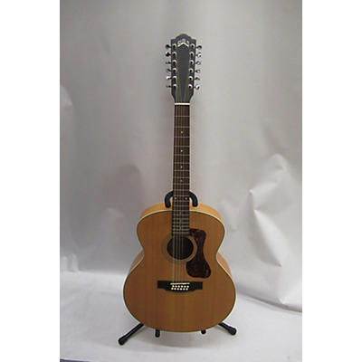 Guild 2018 F2512E 12 String Acoustic Electric Guitar
