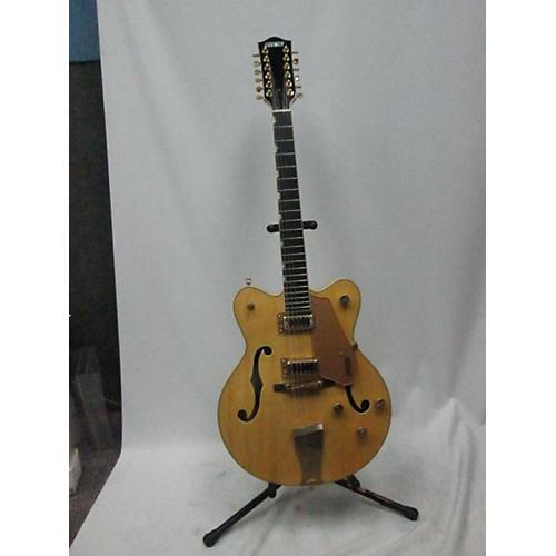 Gretsch Guitars 2018 G5422G-12 Hollow Body Electric Guitar Natural