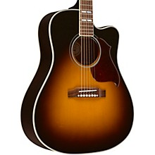 Open Box Gibson 2018 Hummingbird Pro CE Acoustic-Electric Guitar