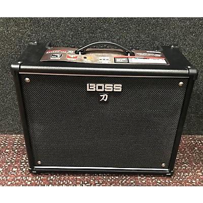 Boss 2018 Katana 100 100W 1X12 Guitar Combo Amp