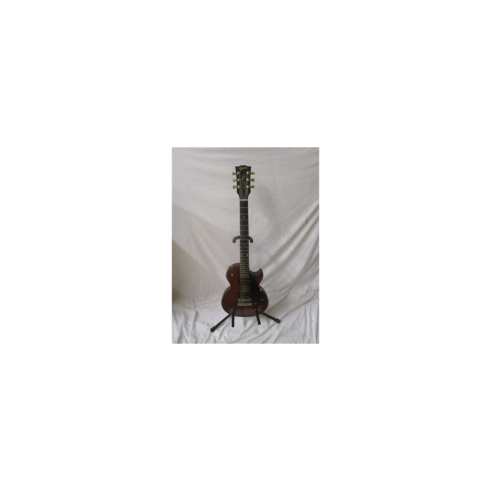 Gibson 2018 Les Paul Faded T Solid Body Electric Guitar