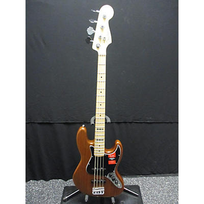 Fender 2018 Limited Edition 2018 Roasted Ash Jazz Bass Electric Bass Guitar