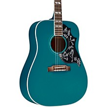 Gibson 2018 Limited Edition Hummingbird Big Sky Blue Acoustic-Electric