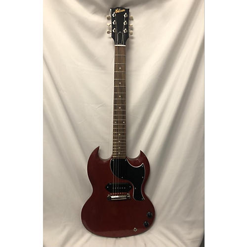 Gibson 2018 Limited Edition SG Jr Solid Body Electric Guitar Vintage Cherry