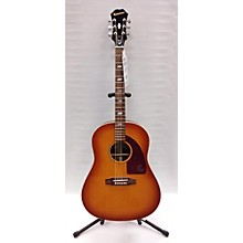 """Epiphone 2018 Limited Peter Frampton 1964"""" Texan Acoustic Electric Guitar"""