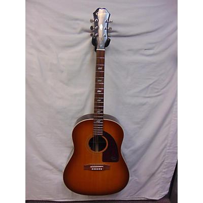 "Epiphone 2018 Ltd Ed Peter Frampton ""1964"" Texan Acoustic Electric Guitar"