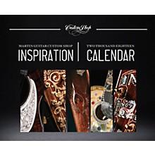 Martin 2018 Martin Calendar