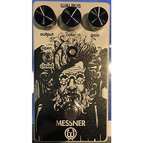 2018 Messner Effect Pedal