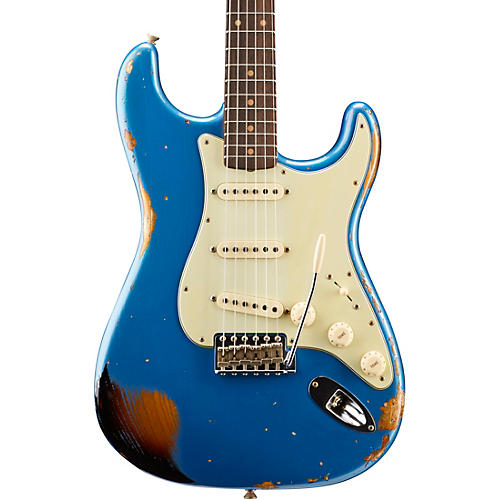 Fender Custom Shop 2018 NAMM Limited Edition 1962 Heavy Relic Stratocaster Electric Guitar