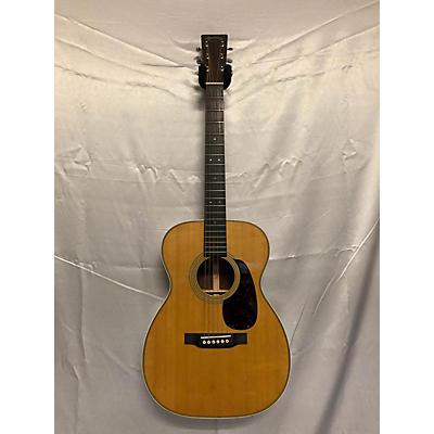 Martin 2018 OM28 Acoustic Guitar