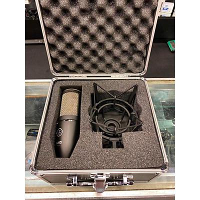 AKG 2018 P220 Project Studio Condenser Microphone
