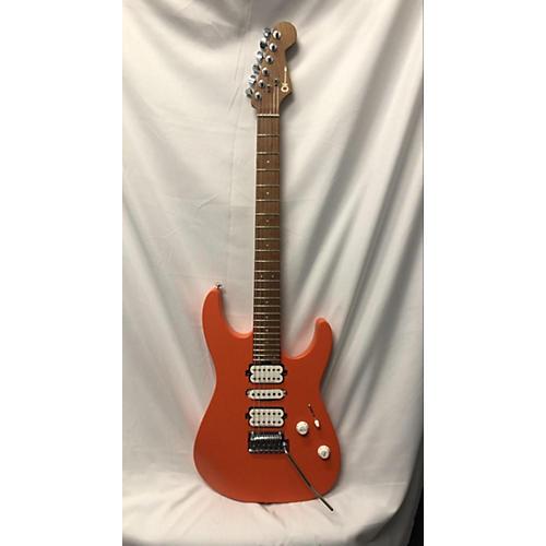 Charvel 2018 Pro Mod DK24 Solid Body Electric Guitar Capri Orange