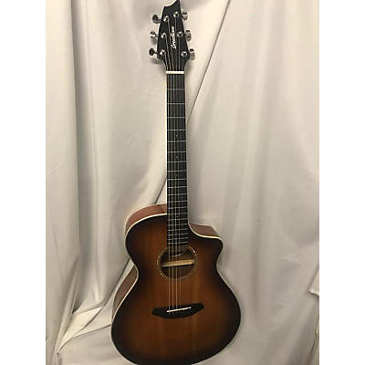 Breedlove 2018 Pursuit Concert Mahogany Acoustic Electric Guitar